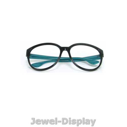 Big Framed Fashion Glasses : Fashion-Retro-Nerd-Big-Frame-Two-Colour-Glasses-Specs ...